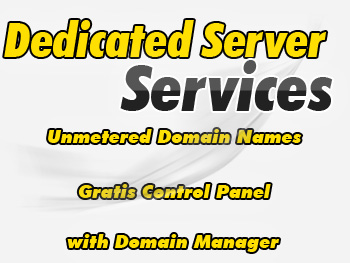 Discounted dedicated server hosting plan